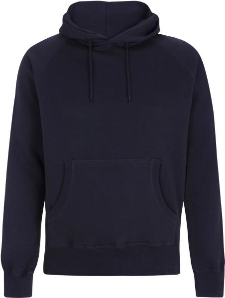 Pullover Hooded Sweatshirt - navy