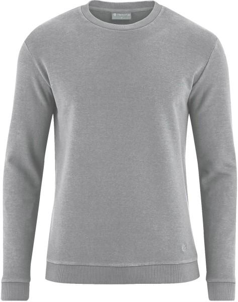 Sweatshirt aus Hanf und Bio-Baumwolle - rock