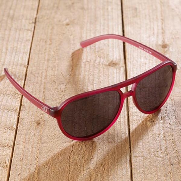 "Sonnenbrille ""Bologna"" weinrot"