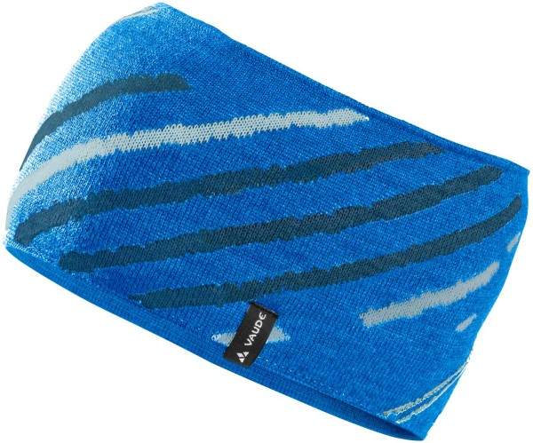 Stirnband Back Bowl Headband - radiate blue
