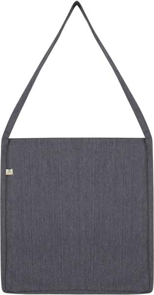 Recycled Sling Bag aus Baumwolle & Polyester - melange heather - Bild 1