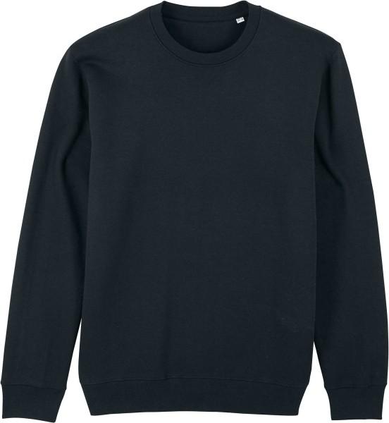 Unisex Sweatshirt aus Bio-Baumwolle - black