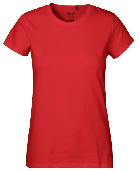 Damen Classic T-Shirt faire Biobaumwolle - Neutral