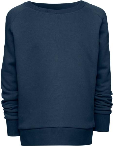 Kinder Mini Scouts - Unisex Sweatshirt BioBaumwolle - navy