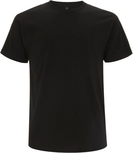 Organic T-Shirt CO2-Neutral schwarz