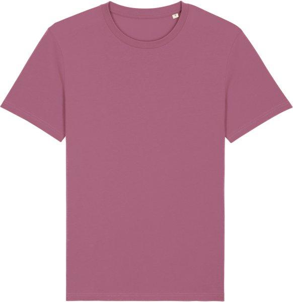 T-Shirt aus Bio-Baumwolle - mauve