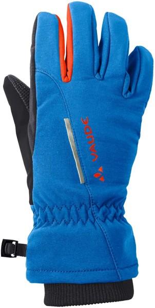 Kinder Handschuhe Softshell Gloves - radiate blue