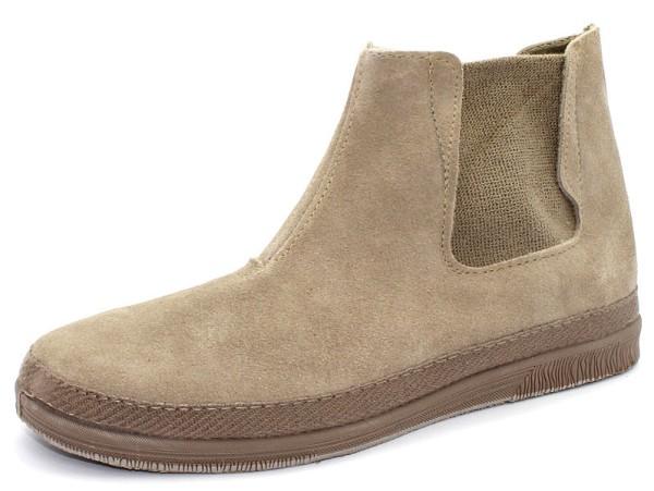 Bota Elastico Suede - Schuhe aus Wildleder - crudo - Bild 1