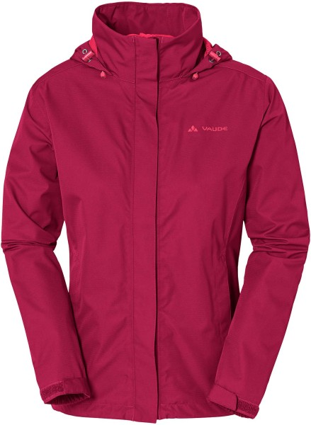 Jacke Escape Light Jacket - crimson red