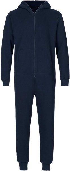 Unisex Jumpsuit aus Fairtrade Bio-Baumwolle - navy