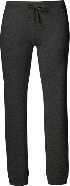 Traces - Jogginghose aus Bio-Baumwolle - dark heather grey - Bild 1