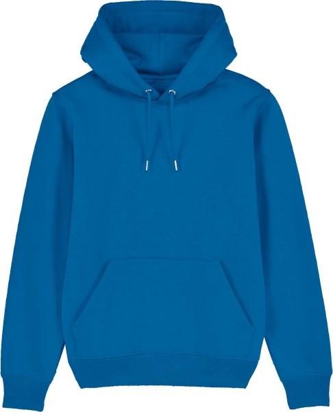Unisex Hoodie aus Bio-Baumwolle - royal blue