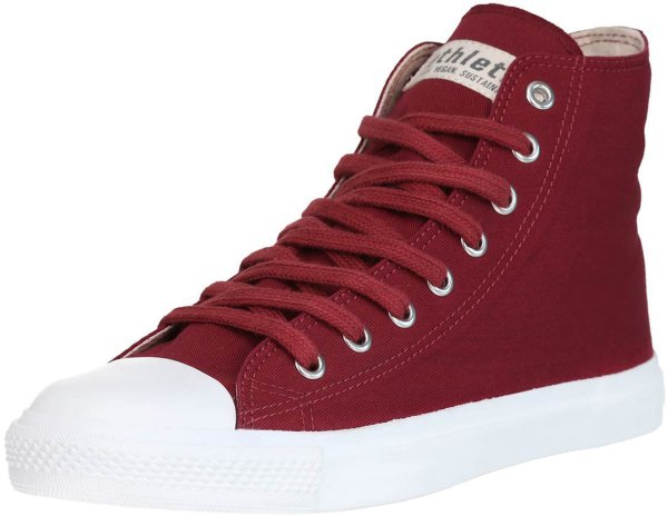 Fair Trainer White Cap Hi Cut - True Blood/Just White