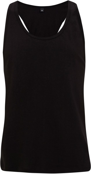 Racerback Jersey-Vest - Continental Clothing schwarz