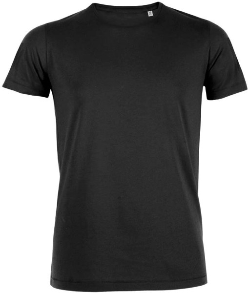 Adores - Leichtes T-Shirt aus Bio-Baumwolle - schwarz - Bild 1