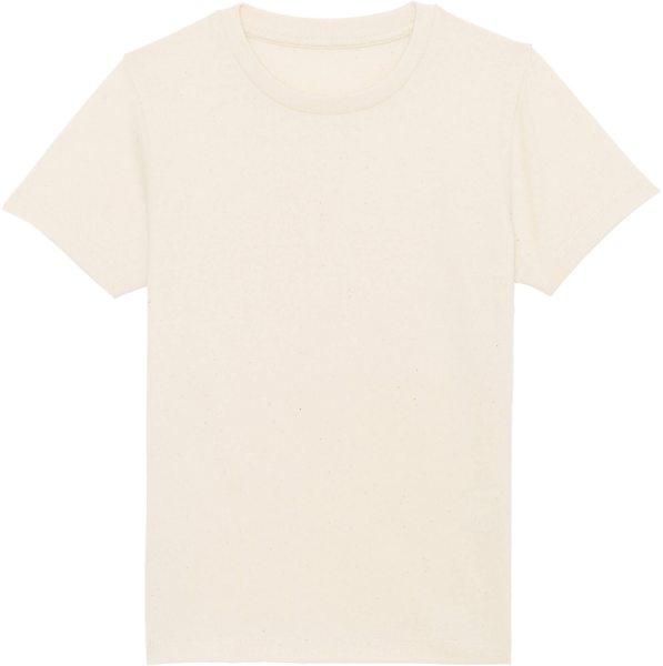 Kinder T-Shirt aus Bio-Baumwolle - natural raw