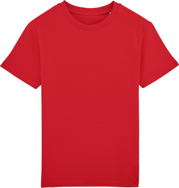 Kinder T-Shirt - Mini Paints Bio-Baumwolle - rot