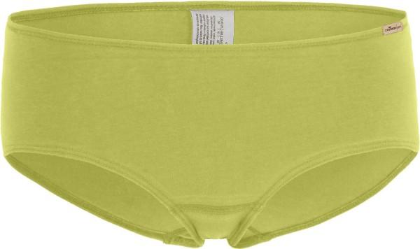 Panty aus Fairtrade Biobaumwolle - kiwi - Bild 1
