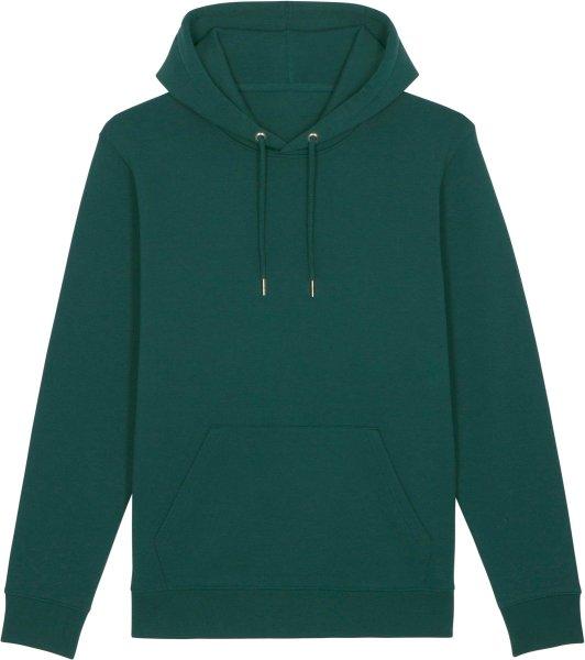 Unisex Hoodie aus Bio-Baumwolle - glazed green