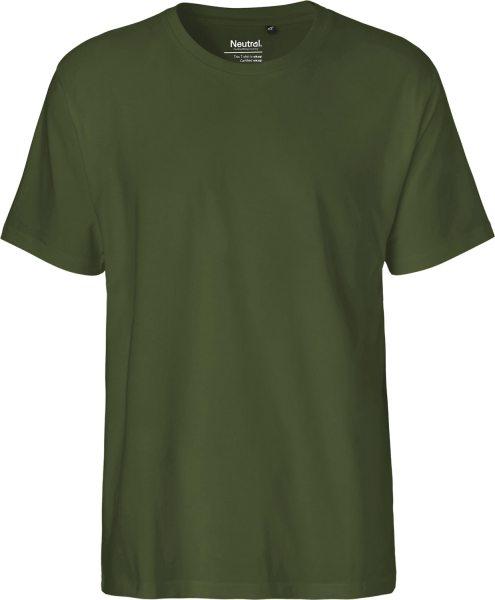 Classic T-Shirt aus Fairtrade Bio-Baumwolle - military