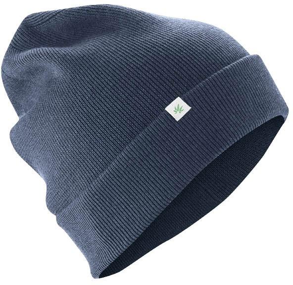 Wintermütze aus Wolle, Bio-Baumwolle und Hanf - wintersky