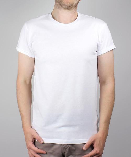 Organic Rock`n Roll T-Shirt weiss