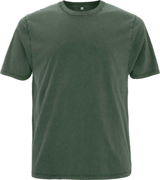 Organic Heavy Oversized T-Shirt - stone green