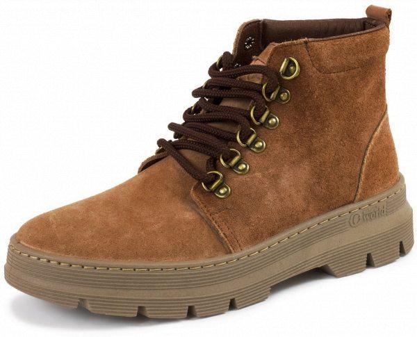 Wildleder Boots - cuero