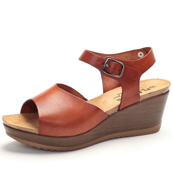 Wedge Sandale 70er Jahre 373104