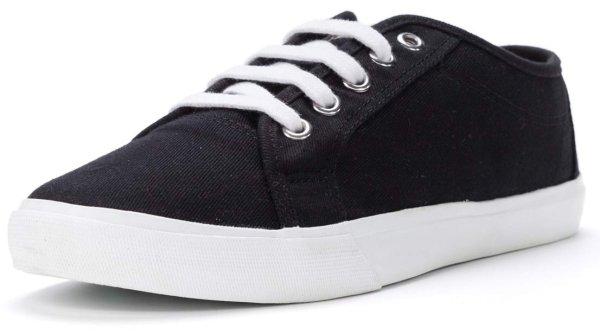 Fair Skater - Fairtrade Sneaker - jet black