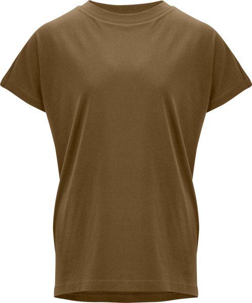 Fairtrade T-Shirt Madhu aus Bio-Baumwolle - khaki