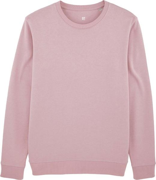 Sweatshirt aus Bio-Baumwolle - lilac peak