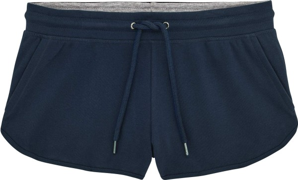 Joggingshorts Bio-Baumwolle - french navy