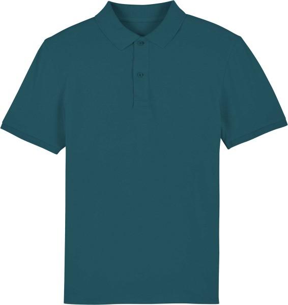 Piqué-Poloshirt aus Bio-Baumwolle - stargazer