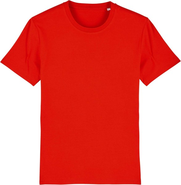 T-Shirt aus Bio-Baumwolle - bright red