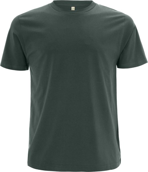 Organic T-Shirt CO2-neutral - dunkelgrau