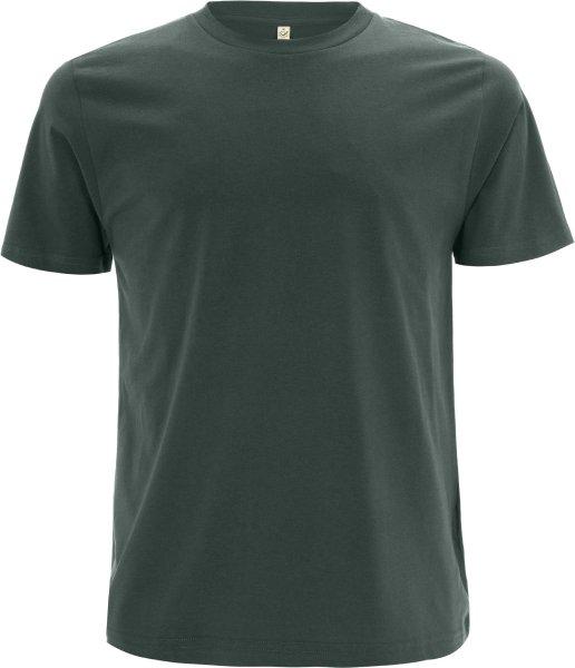 Organic T-Shirt CO2-neutral dunkelgrau