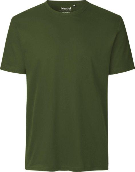 Interlock T-Shirt Herren Fairtrade Bio-Baumwolle