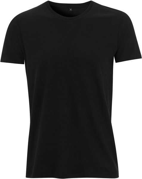 Unisex Slim-Cut T-Shirt black - Bild 1