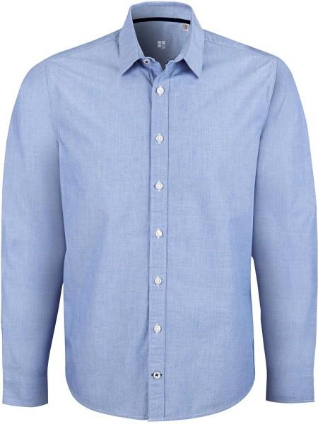 Impresses - Hemd aus Biobaumwolle - light blue (hellblau)