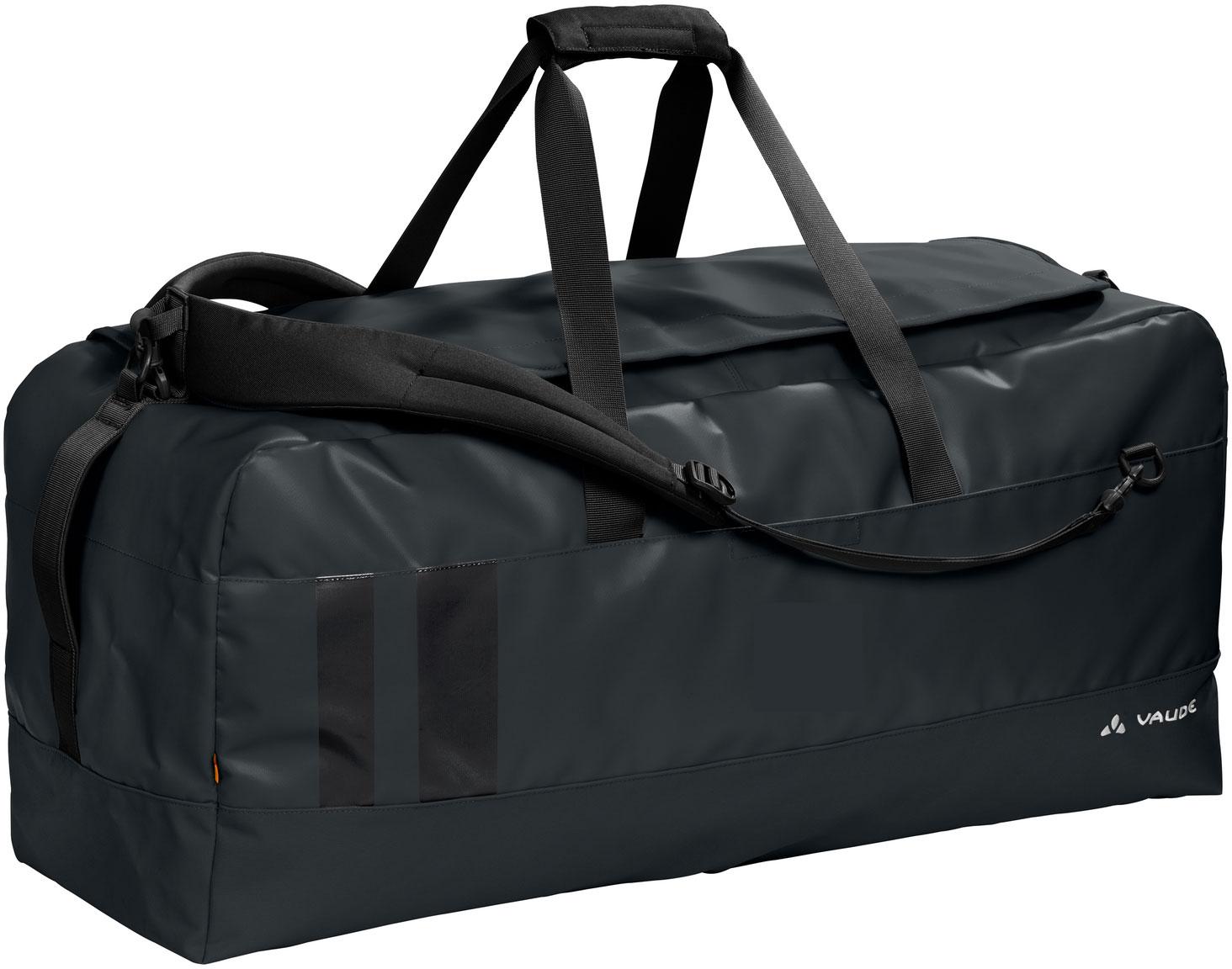 desna 60 schwarz sporttasche reisetasche aus plane. Black Bedroom Furniture Sets. Home Design Ideas