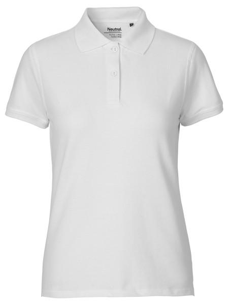 Polo Shirt Ladies GOTS Biobaumwolle - O22980