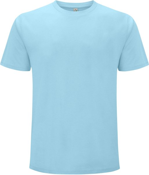 Organic T-Shirt CO2-neutral - aquamarin