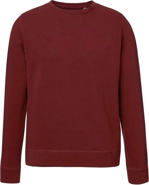 Rise - Sweatshirt aus Bio-Baumwolle - burgundy