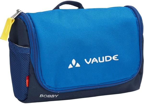 VAUDE Bobby - Kinder Kulturtasche blau aufklappbar