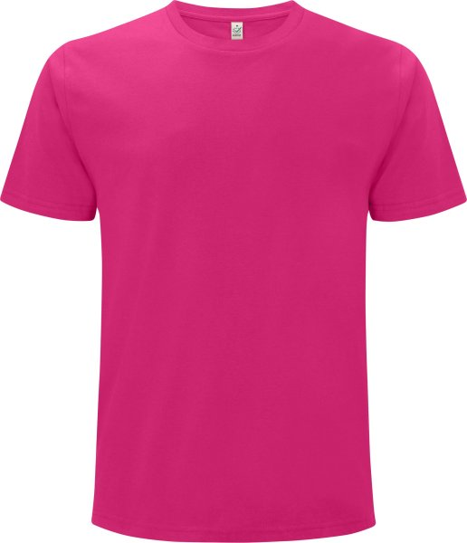 Organic T-Shirt CO2-neutral - bright pink