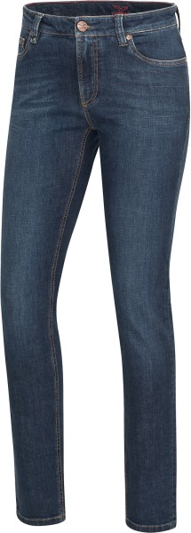 Svenja - 5 Pocket Jeans aus Bio-Baumwolle - fashion blue
