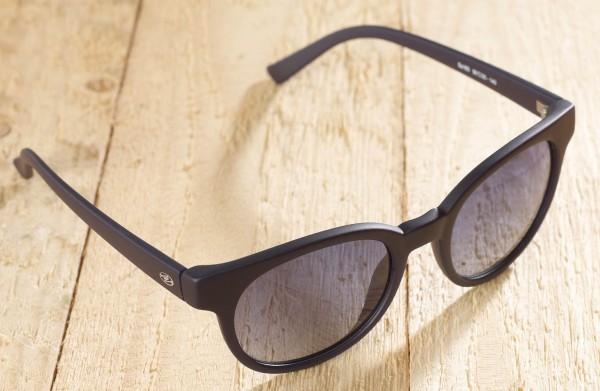 """Almere"" - Dunkelblaue Antonio Verde Sonnenbrille"